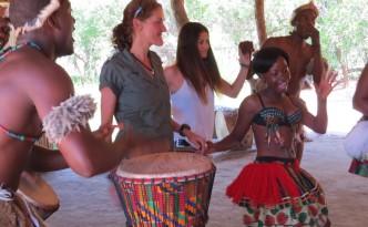 Interactive Tribal Dancing