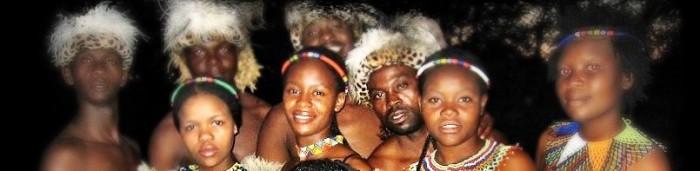 Nyane Cultural Village - Tribal Dancers
